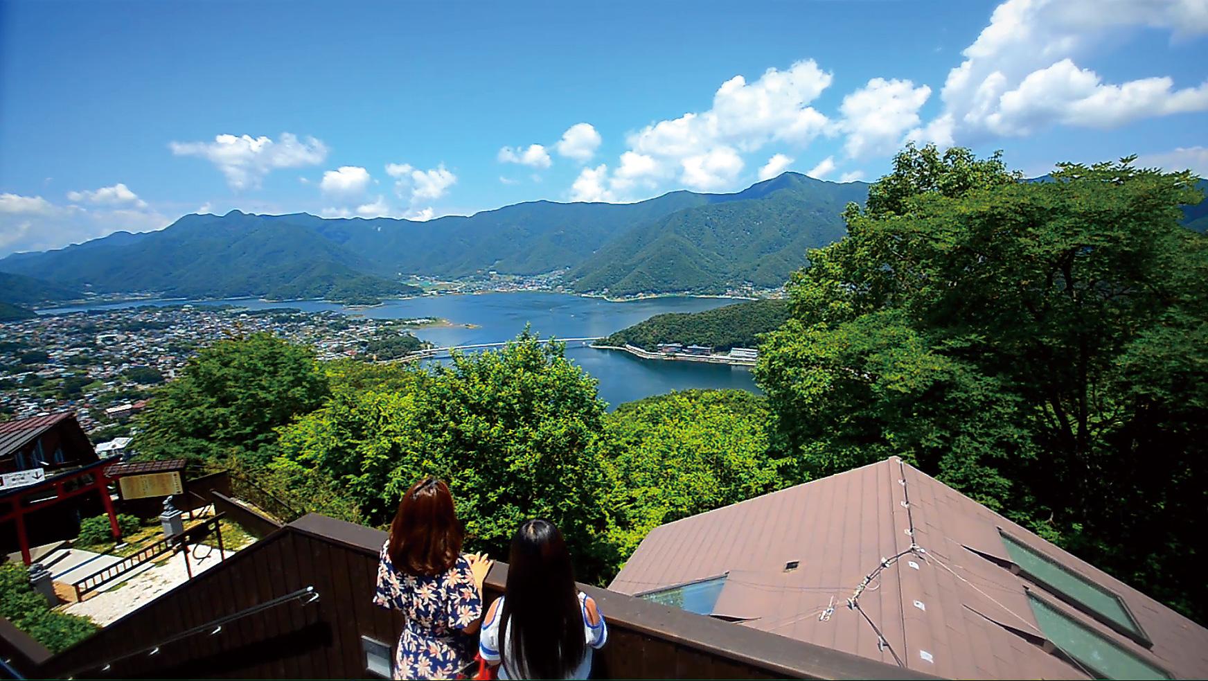 Mt.Kachi Kachi Ropeway