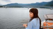 """Lake Kawaguchiko Pleasure-Cruser """"Ensoleille"""""""