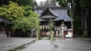 Fuji Omuro Sengen Jinja Shrine